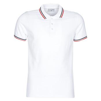 Kleidung Herren Polohemden Yurban M.BOUPI Weiß