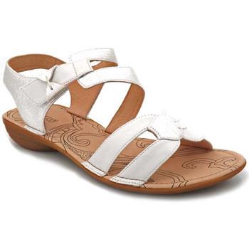 Chaussures Femme Sandales et Nu-pieds Fugitive Alera blanc