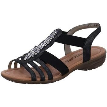 Chaussures Femme Sandales et Nu-pieds Remonte Dorndorf r3660 noir