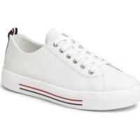 Chaussures Femme Baskets mode Remonte Dorndorf d0900 blanc