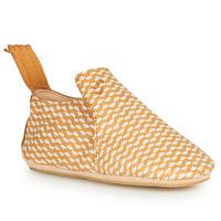 Schuhe Kinder Hausschuhe Easy Peasy BLUBLU Kognac