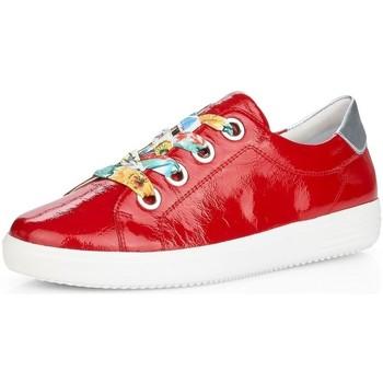 Chaussures Femme Baskets basses Remonte Dorndorf d1400 rouge