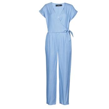 Kleidung Damen Overalls / Latzhosen Vero Moda VMLAURA