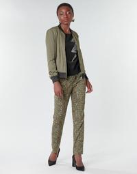 Abbigliamento Donna Pantaloni morbidi / Pantaloni alla zuava Ikks BR22005