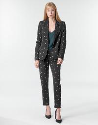 Abbigliamento Donna Pantaloni morbidi / Pantaloni alla zuava Ikks BR22125