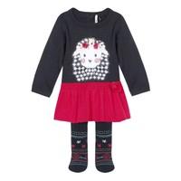 Kleidung Mädchen Kleider & Outfits 3 Pommes 3R36050-85 Bunt