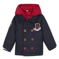 Kleidung Jungen Mäntel 3 Pommes 3R41023-04 Marineblau