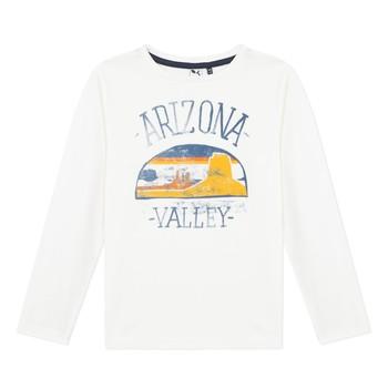 Vêtements Garçon T-shirts manches longues 3 Pommes 3R10005-19-C