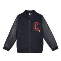 Kleidung Jungen Jacken 3 Pommes 3R41055-04-C Marineblau