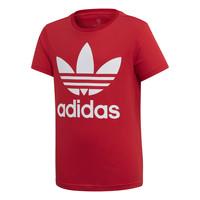 Vêtements Enfant T-shirts manches courtes adidas Originals TREFOIL TEE