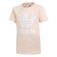 Vêtements Fille T-shirts manches courtes adidas Originals TREFOIL TEE