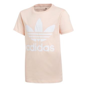 Kleidung Mädchen T-Shirts adidas Originals TREFOIL TEE