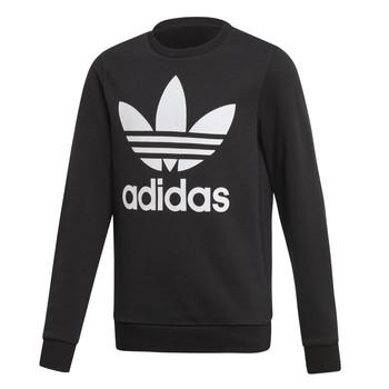 Vêtements Enfant Sweats adidas Originals TREFOIL CREW
