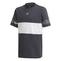 Kleidung Jungen T-Shirts adidas Originals PANEL TEE