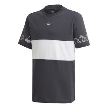 Abbigliamento Bambino T-shirt maniche corte adidas Originals PANEL TEE