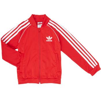 Kleidung Jungen Trainingsjacken adidas Originals SST TRACKTOP
