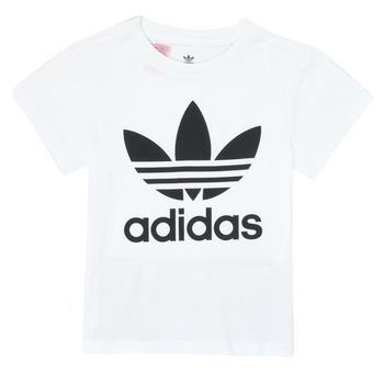 Abbigliamento Unisex bambino T-shirt maniche corte adidas Originals TREFOIL TEE