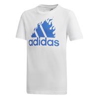Kleidung Jungen T-Shirts adidas Performance JB BOS GRAPH Weiß