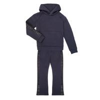 Vêtements Fille Ensembles de survêtement Emporio Armani 6H3V01-1JDSZ-0920