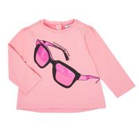 Vêtements Fille T-shirts manches longues Emporio Armani 6HET02-3J2IZ-0315