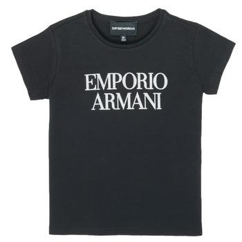 Kleidung Mädchen T-Shirts Emporio Armani 8N3T03-3J08Z-0999