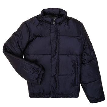 Kleidung Jungen Daunenjacken Emporio Armani 6H4BL1-1NLSZ-0920 Marineblau