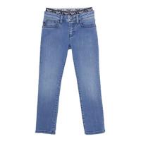 Vêtements Garçon Jeans slim Emporio Armani 6H4J17-4D29Z-0942