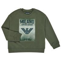 Abbigliamento Bambino Felpe Emporio Armani 6H4MM1-4J3BZ-0564