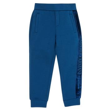 Vêtements Garçon Pantalons de survêtement Emporio Armani 6H4P84-1JDSZ-0975