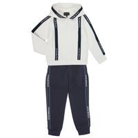 Abbigliamento Bambino Tuta Emporio Armani 6H4V02-1JDSZ-0101