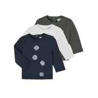 Vêtements Garçon T-shirts manches longues Emporio Armani 6HHD21-4J09Z-0564