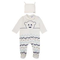 Abbigliamento Bambino Pigiami / camicie da notte Emporio Armani 6HHV08-4J3IZ-0101