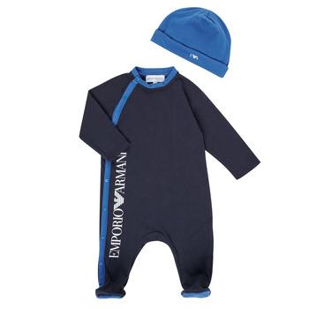 Vêtements Garçon Pyjamas / Chemises de nuit Emporio Armani 6HHV12-4J3CZ-0922