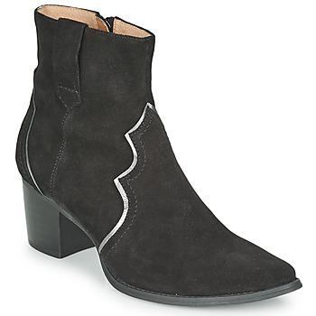 Schuhe Damen Low Boots Karston APLAX