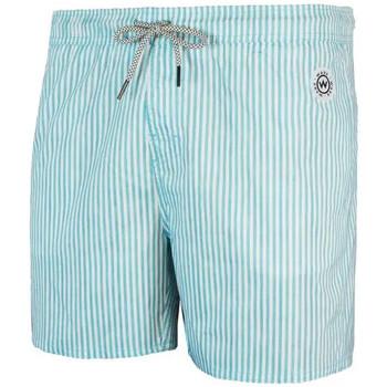 Vêtements Homme Maillots / Shorts de bain Waxx Short de bain ICED Bleu