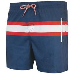 Vêtements Homme Maillots / Shorts de bain Waxx Short de bain BARBADOS Bleu
