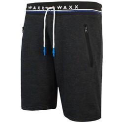 Vêtements Homme Shorts / Bermudas Waxx Short Survêtement HARPER Anthracite