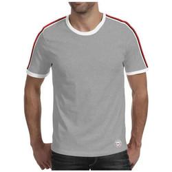 Vêtements Homme T-shirts manches courtes Waxx T-shirt COLORS BANDS Gris
