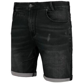 Vêtements Homme Shorts / Bermudas Waxx Short Joggjean MANHATTAN Noir