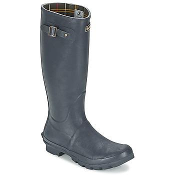 Chaussures Homme Bottes de pluie Barbour BEDE Marine