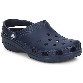 Schuhe Pantoletten / Clogs Crocs CLASSIC Marine