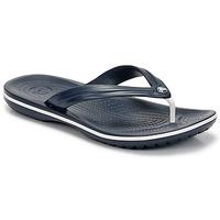 Chaussures Tongs Crocs CROCBAND FLIP Marine