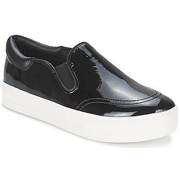 Chaussures Femme Slip ons Ash JAM Noir