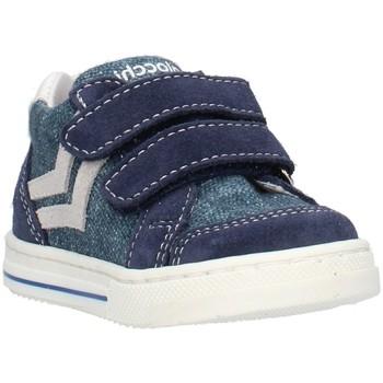 Chaussures Enfant Baskets basses Balocchi 103293 Bleu