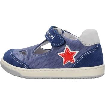 Chaussures Garçon Derbies Balocchi - Occhio di bue grigio 103222 BLU