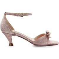 Chaussures Femme Sandales et Nu-pieds Roberto Festa Milano Microstar Rose Nue Pink