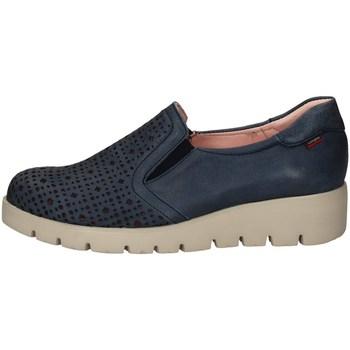 Chaussures Femme Mocassins CallagHan 89863 BLEU