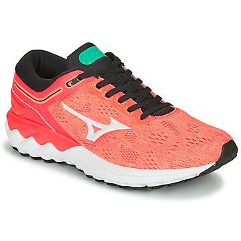 Chaussures Femme Running / trail Mizuno WAVE SKY RISE