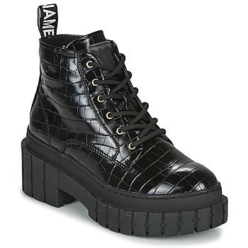 Schuhe Damen Boots No Name KROSS LOW BOOTS