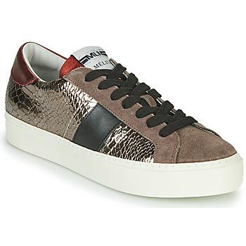 Schuhe Damen Sneaker Low Meline PL1810